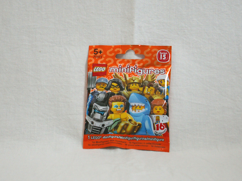 #71011 レゴ ミニフィギュアシリーズ Vol.15
