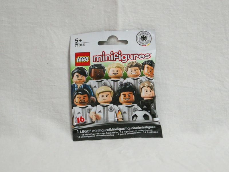 #71014 レゴ ミニフィギュアシリーズ ドイツサッカー代表