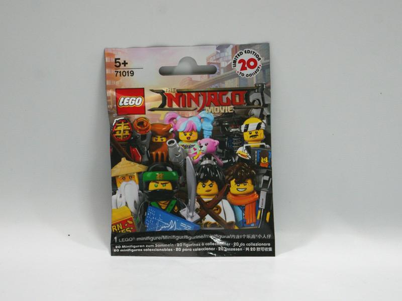 #71019 レゴ ミニフィギュア ニンジャゴー ザ・ムービー