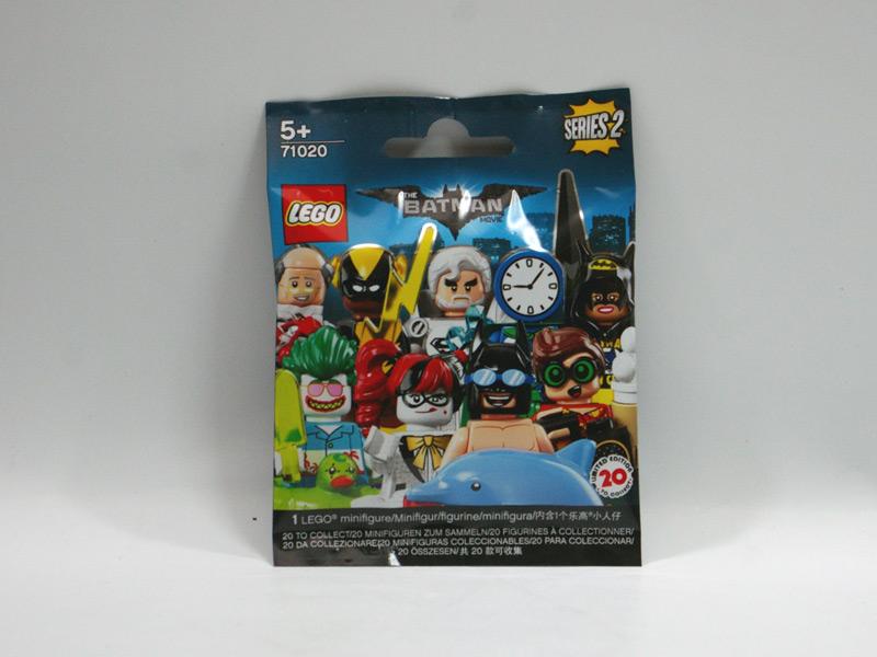 #71020 レゴ ミニフィギュア レゴ バットマンムービー シリーズ2