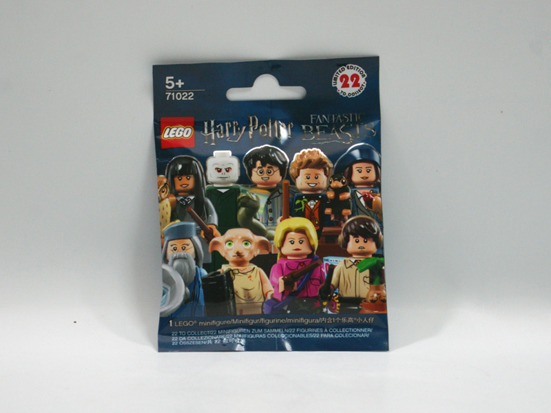 #71022 レゴ ミニフィギュア ハリー・ポッター&ファンタスティック・ビースト