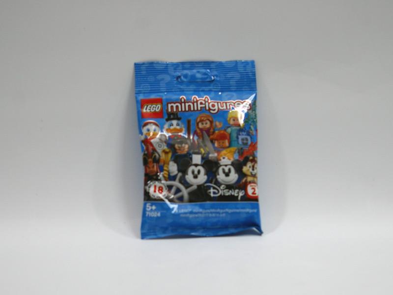 #71024 レゴ ミニフィギュア ディズニーシリーズ2