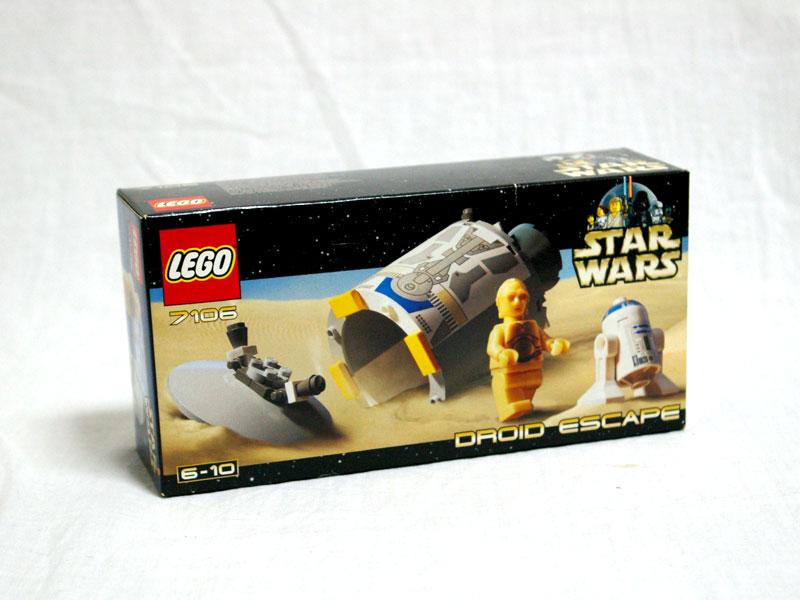 #7106 レゴ ドロイドエスケープ