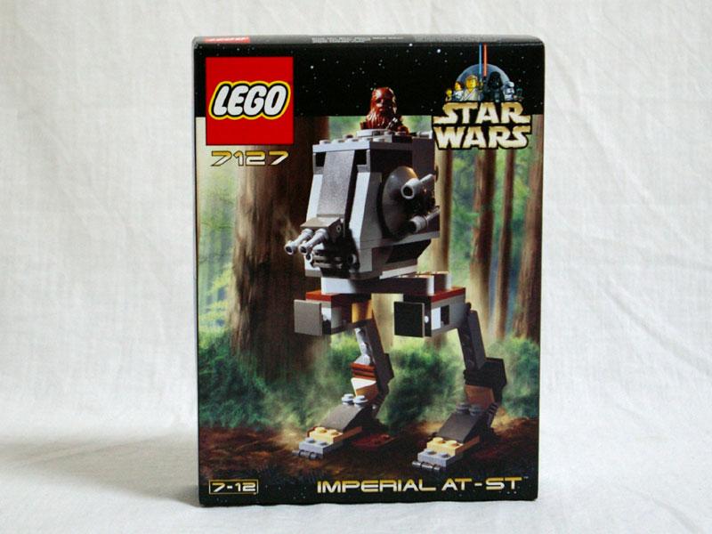 #7127 レゴ インペリアルAT-ST