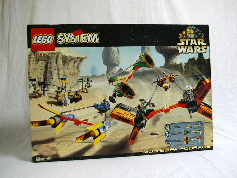 #7171 レゴ モス・エスパ・ポッドレース