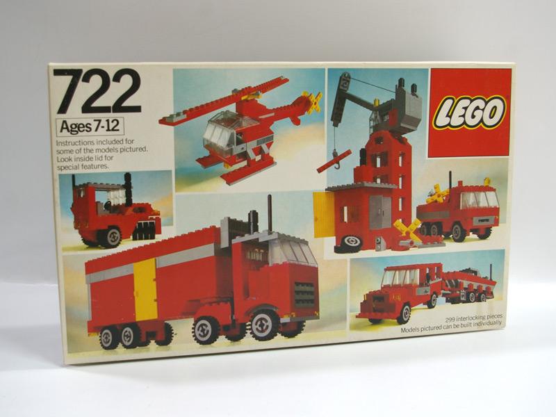 #722 レゴ 上級基本セット