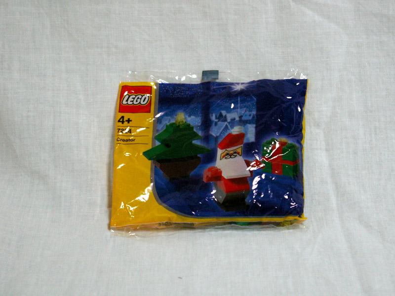 #7224 レゴ サンタクロース