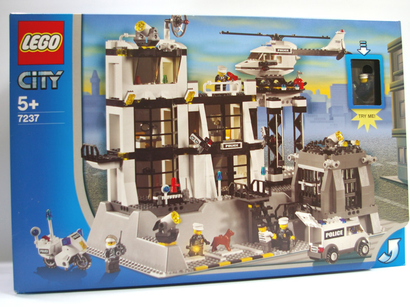 #7237 レゴ ポリスステーション