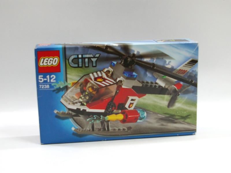 #7238 レゴ 消防ヘリコプター