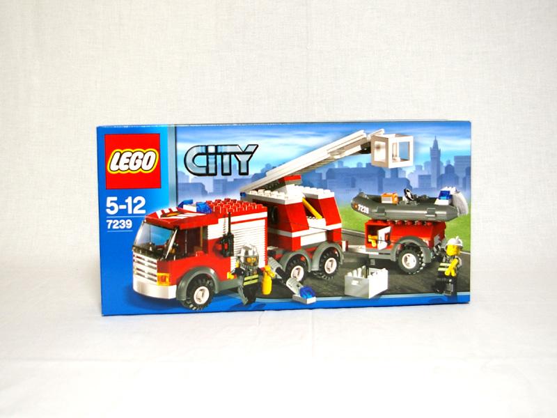 #7239 レゴ はしご車