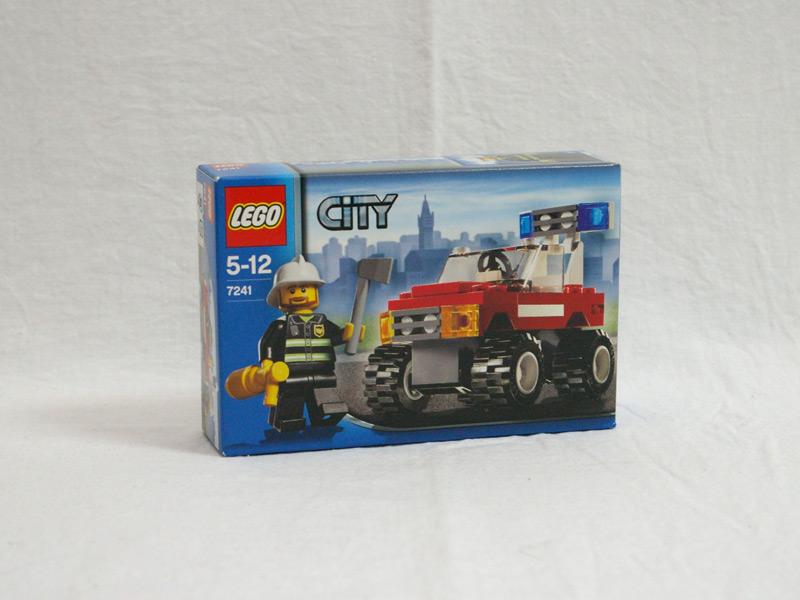 #7241 レゴ 消防車