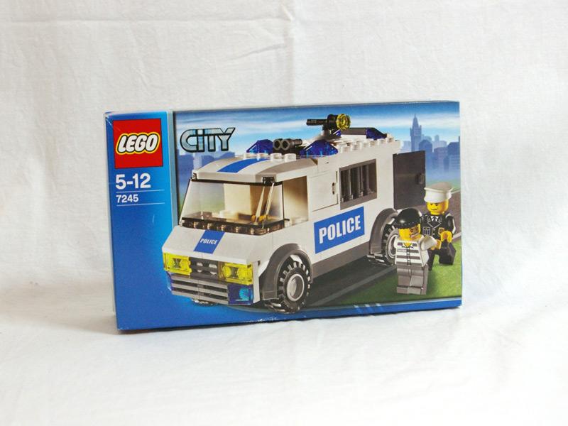 #7245 レゴ 護送車