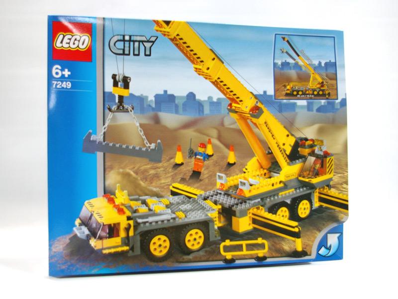 #7249 レゴ 巨大クレーン車