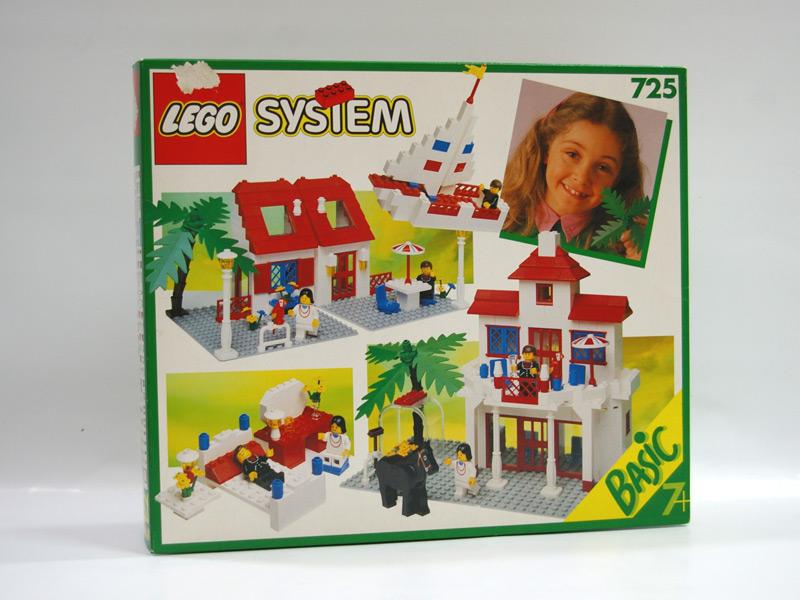 #725 レゴ 基本セット