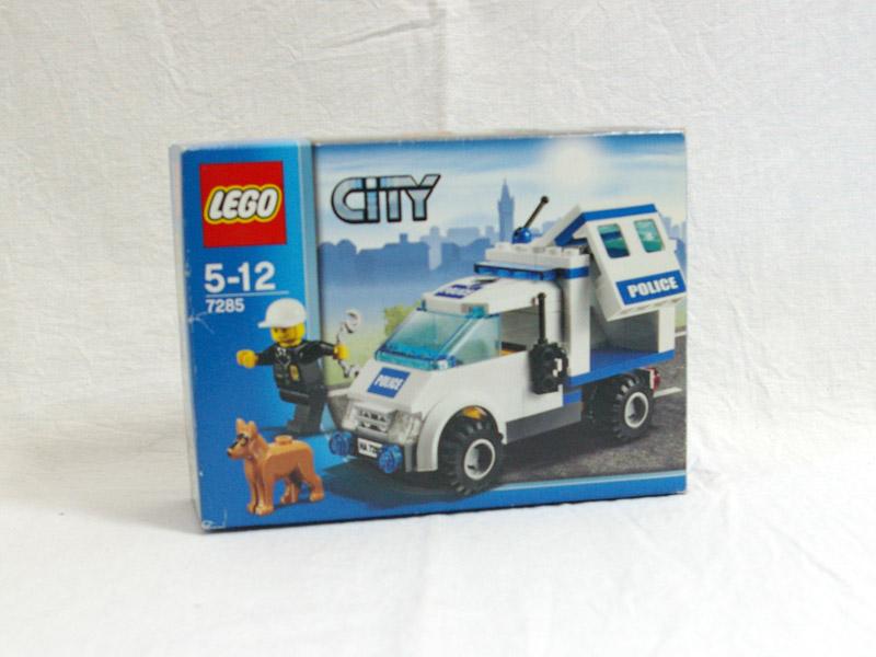 #7285 レゴ ポリスバン