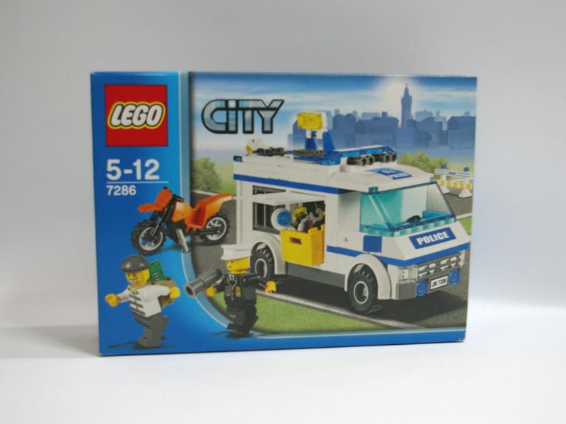 #7286 レゴ ポリストランスポート