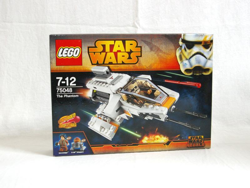 #75048 レゴ ファントム