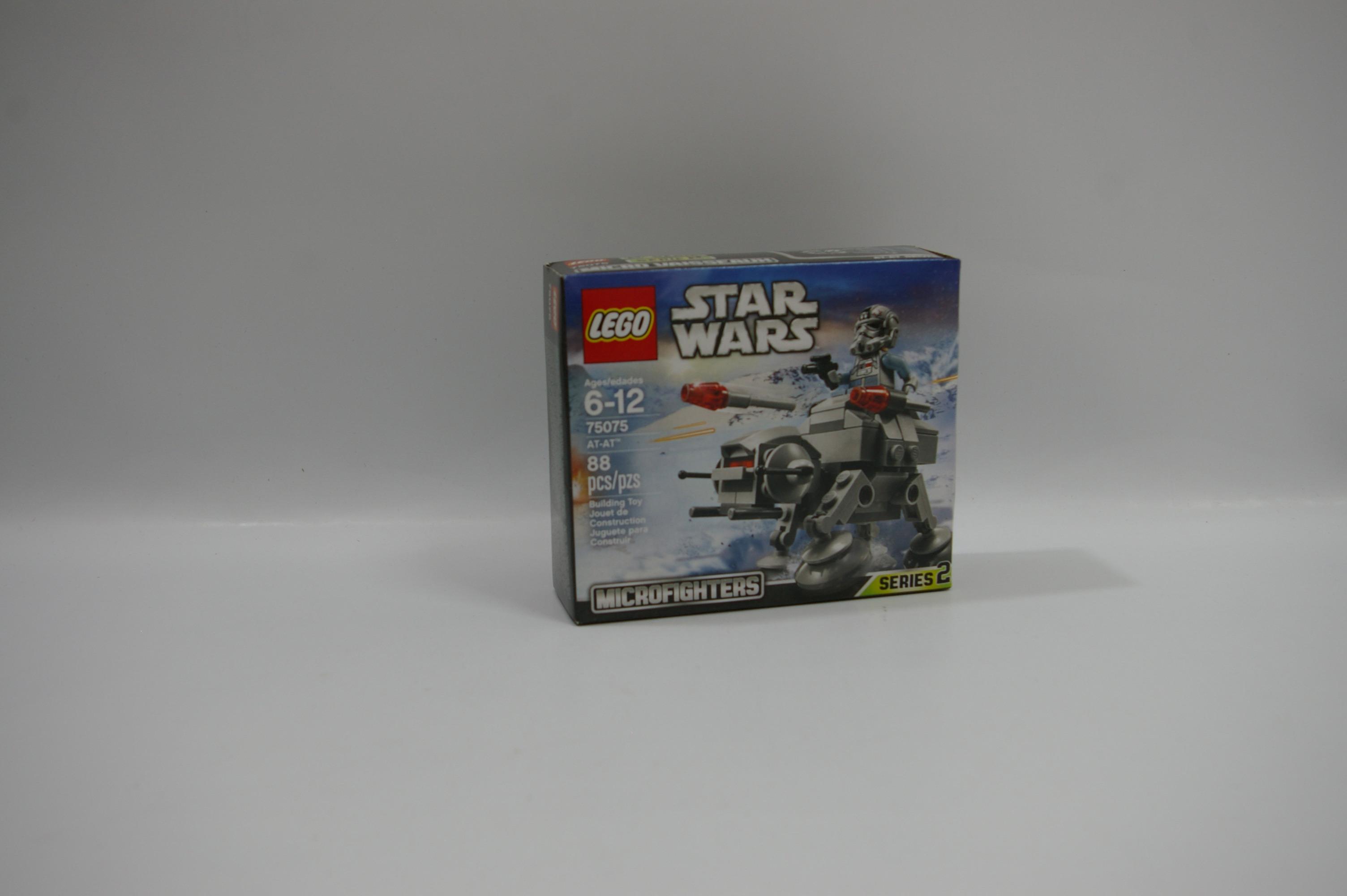 #75075 レゴ マイクロファイター AT-AT