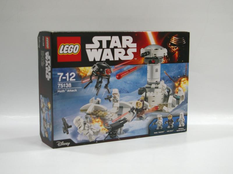 #75138 レゴ ホスの攻撃