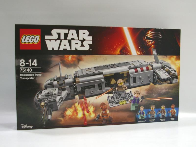 #75140 レゴ 反乱軍トループ・トランスポート