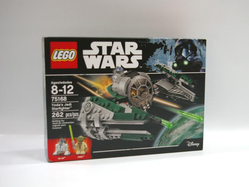 #75168 レゴ ヨーダのジェダイ・スターファイター