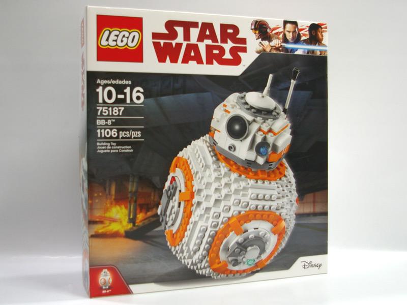 #75187 レゴ BB-8