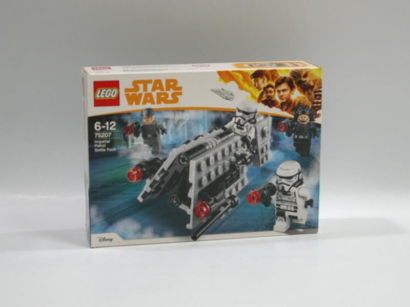 #75207 レゴ インペリアル・パトロール・バトルパック