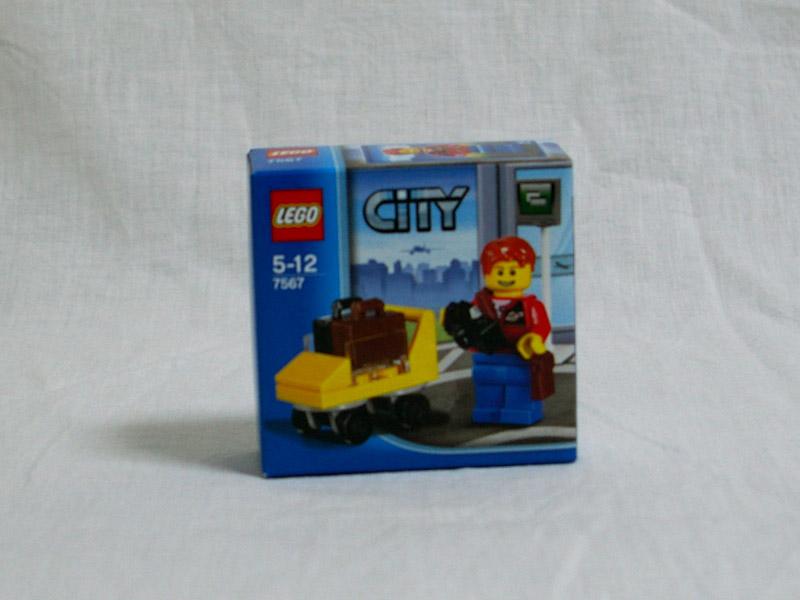#7567 レゴ トラベラー