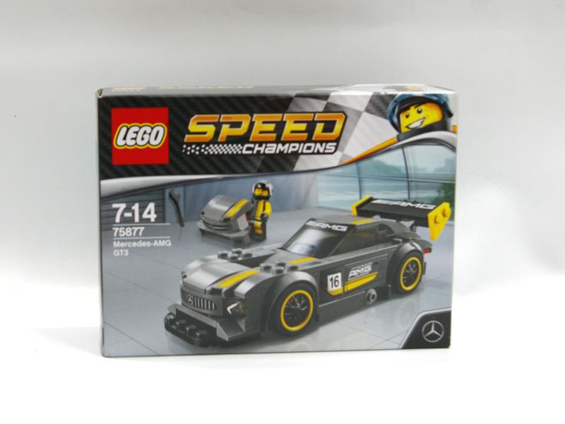 #75877 レゴ メルセデスAMG GT3