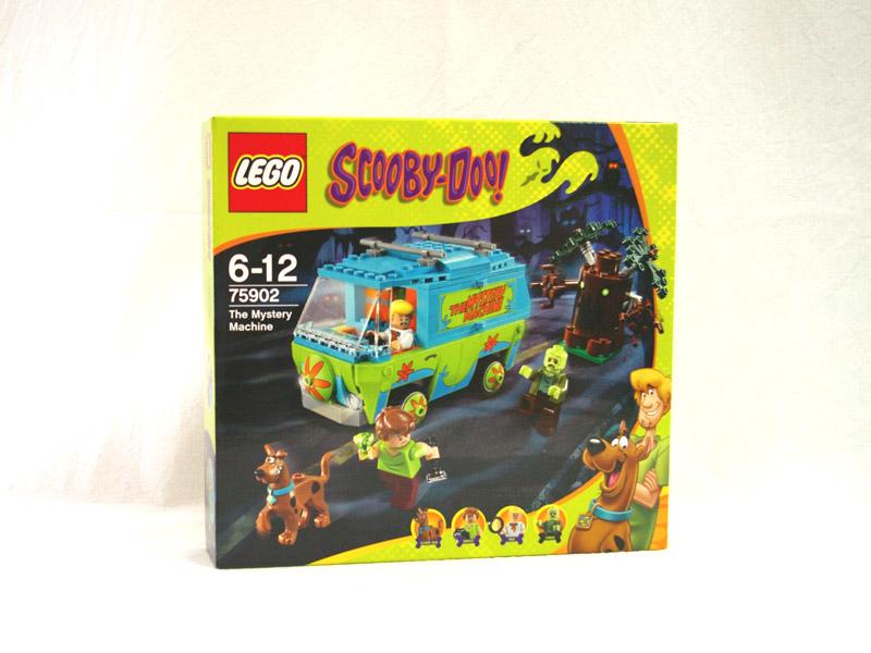 #75902 レゴ ミステリー・マシーン