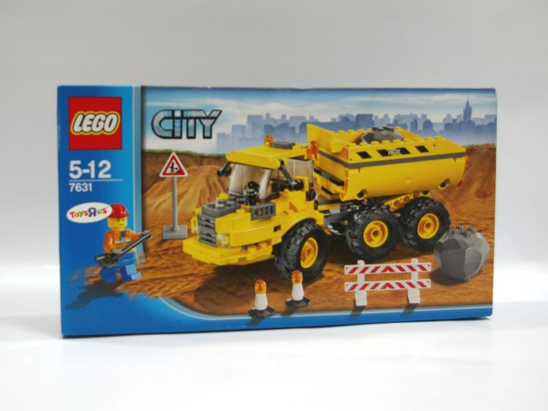 #7631 レゴ ダンプカー