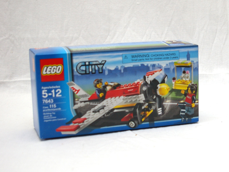 #7643 レゴ 航空ショー