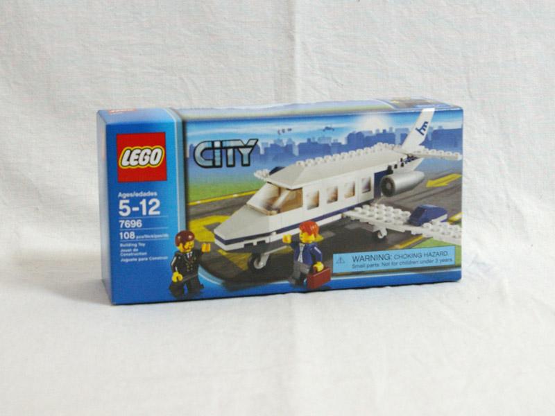 #7696 レゴ コミュータージェット