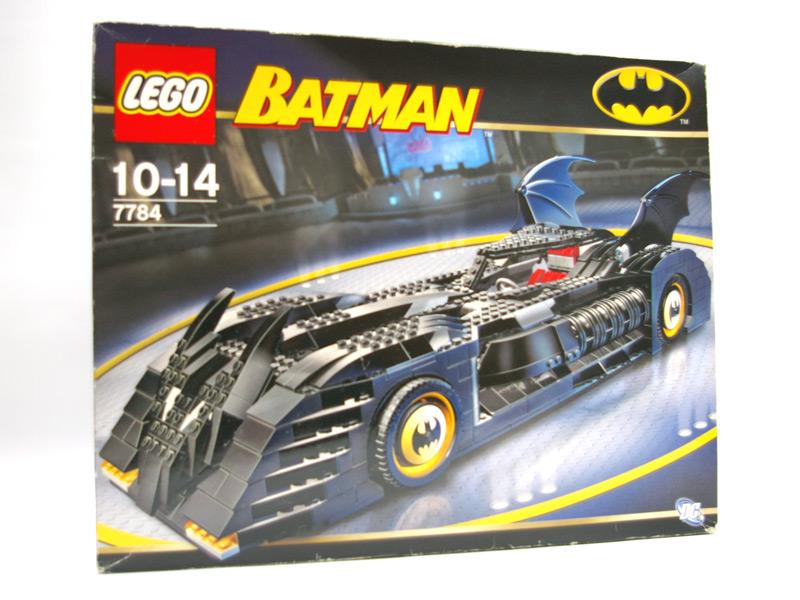 #7784 レゴ バットモービル 究極のコレクター版