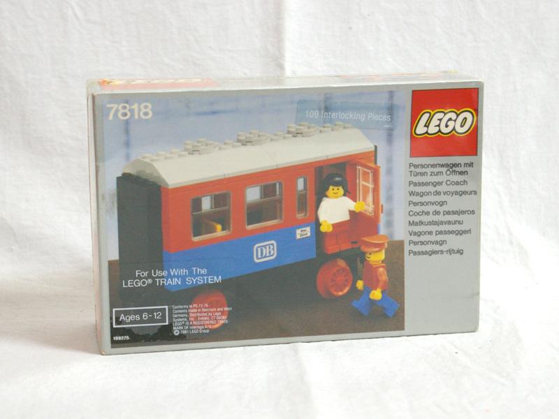 #7818 レゴ 客車