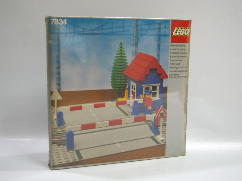 #7834 レゴ 踏切セット