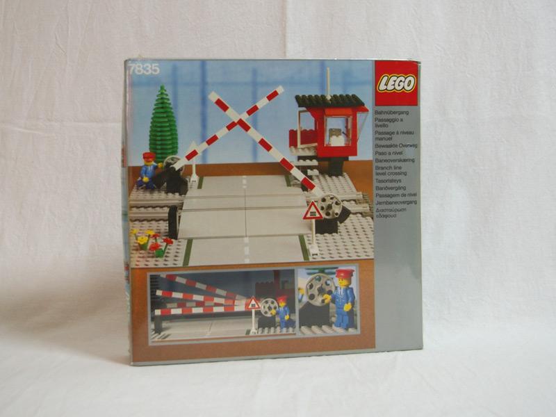 #7835 レゴ 踏切セット