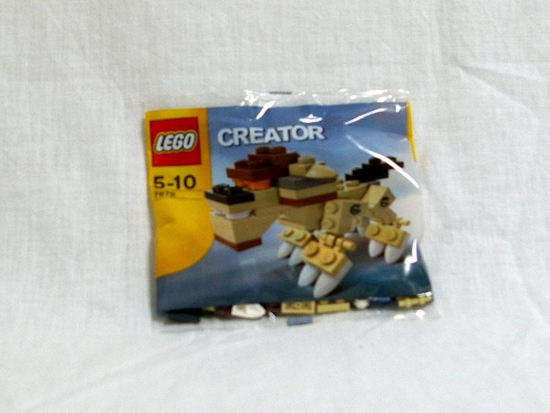 #7872 レゴ ライオン