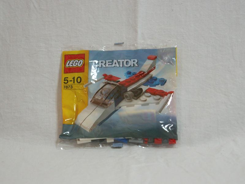 #7873 レゴ ジェット機