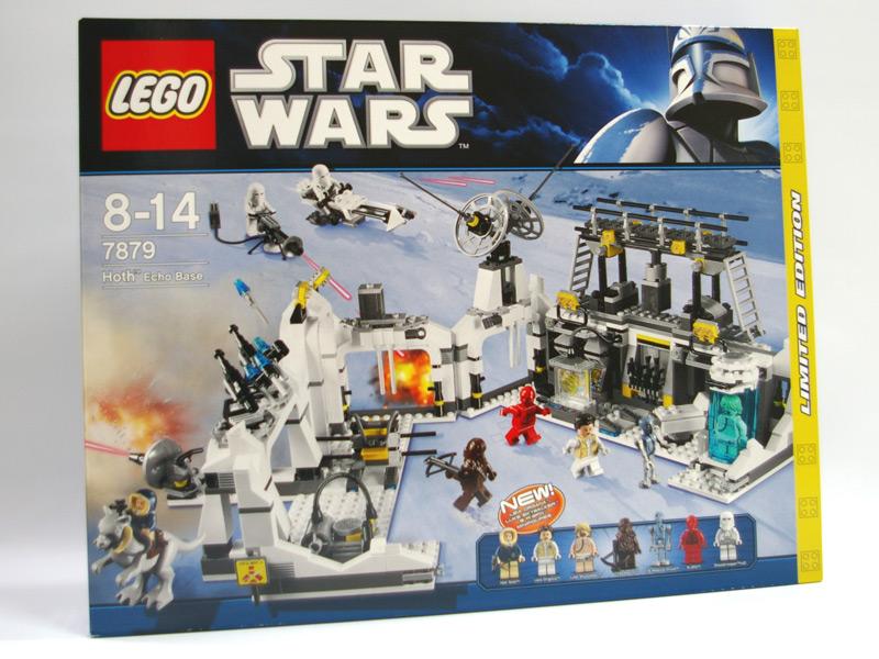 #7879 レゴ ホス・エコーベース