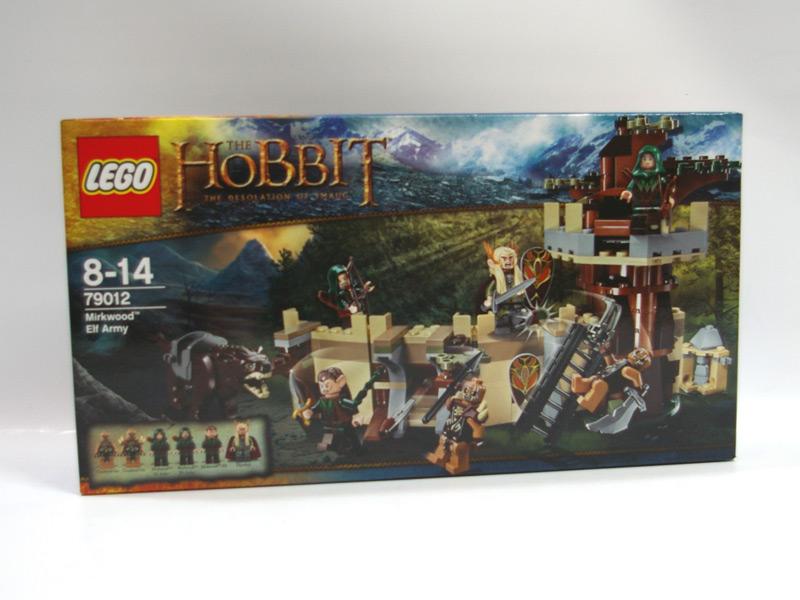 #79012 レゴ 闇の森のエルフ軍