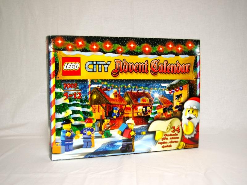 #7907 レゴ シティ アドベントカレンダー2007