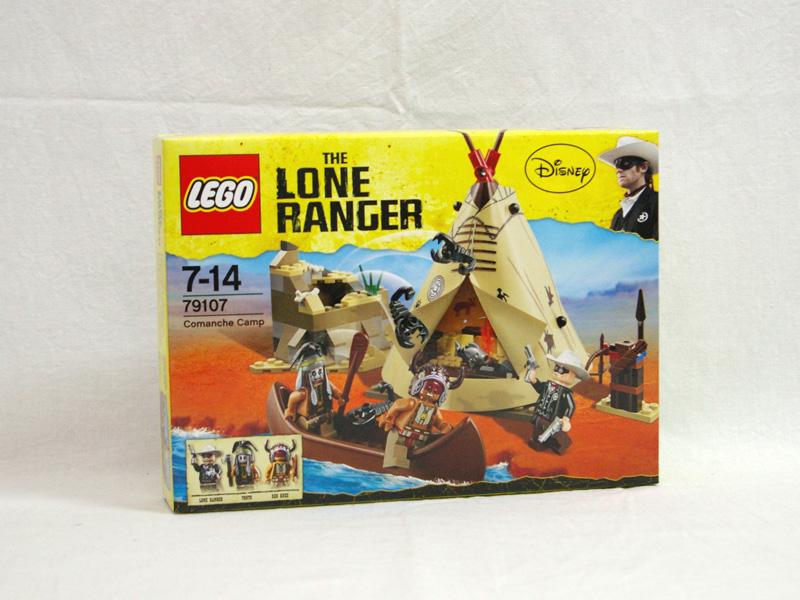 #79107 レゴ コマンチ族のキャンプ