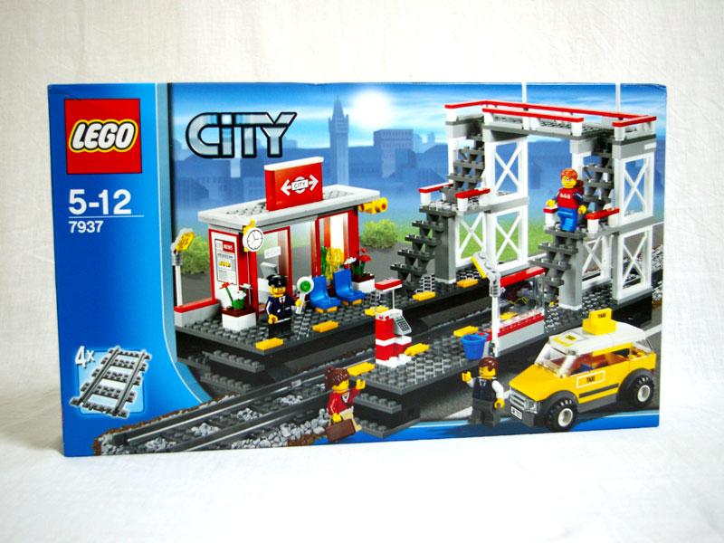 #7937 レゴ レゴシティの駅