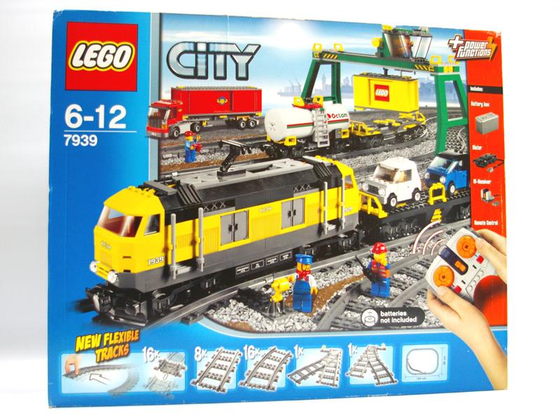 #7939 レゴ 新カーゴ・トレイン