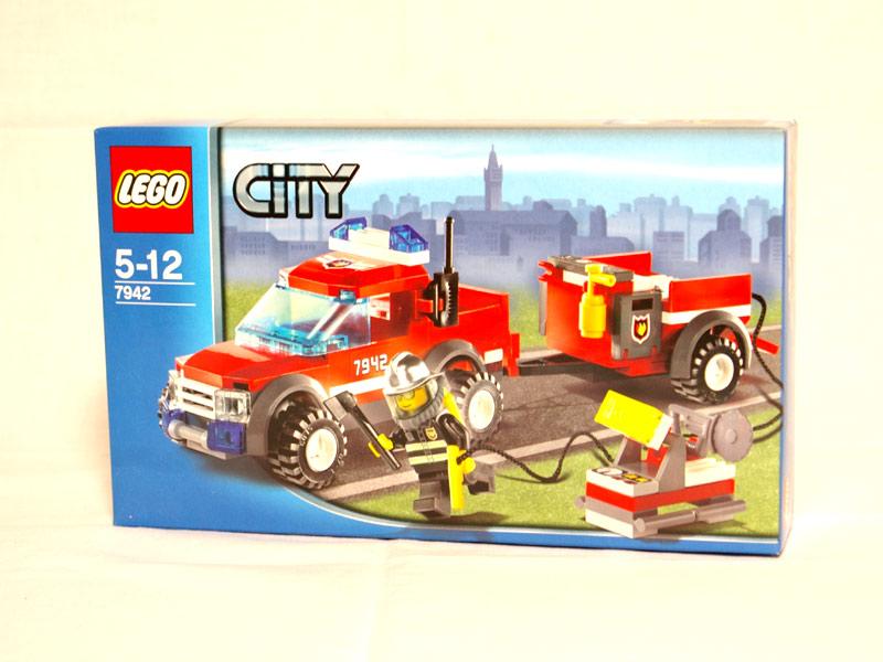 #7942 レゴ 火災救助車