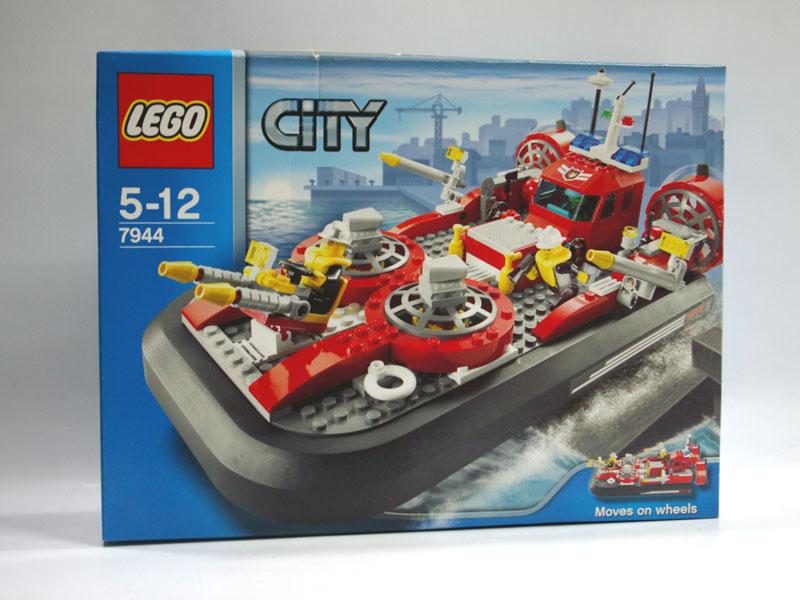 #7944 レゴ ファイア・ホバークラフト