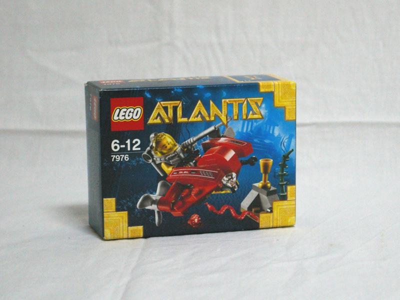 #7976 レゴ オーシャンスピーダー