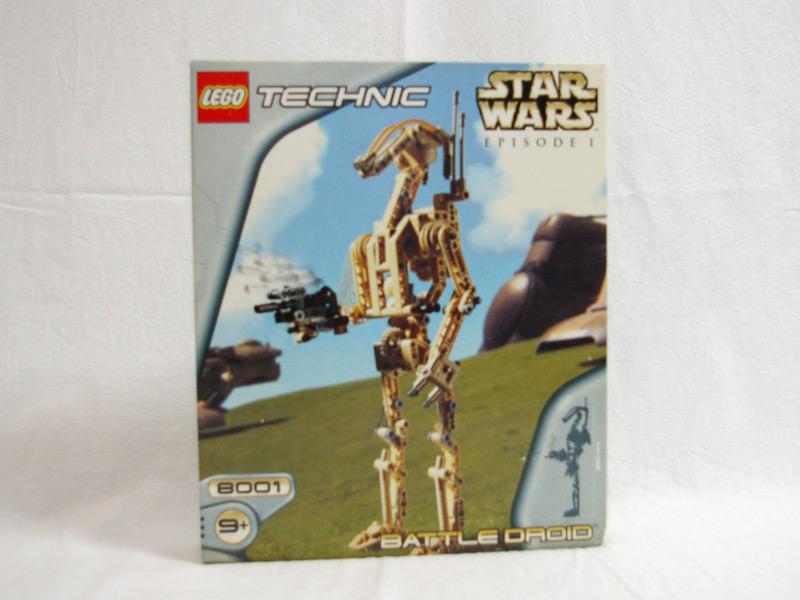 #8001 レゴ バトルドロイド