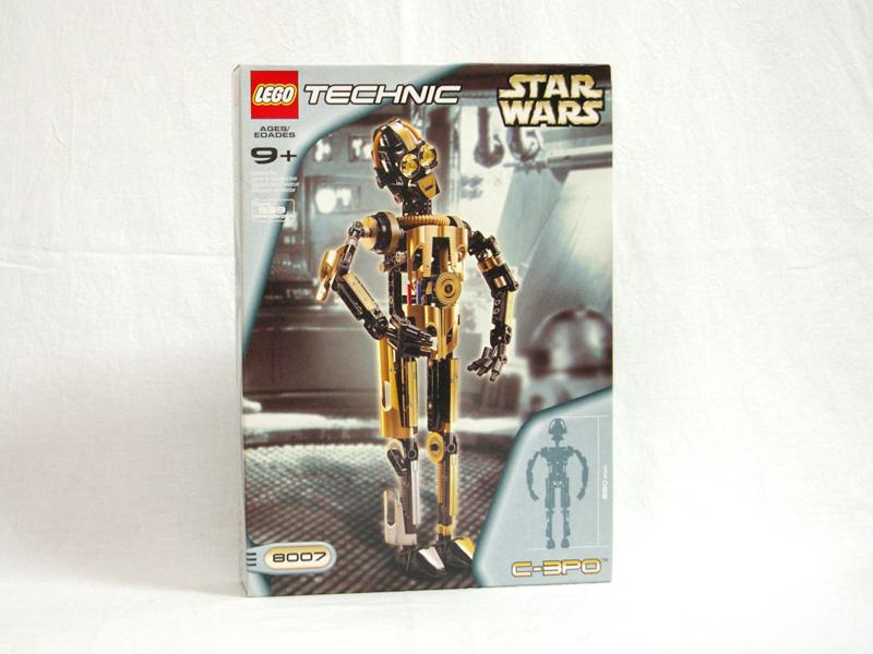 #8007 レゴ C-3PO
